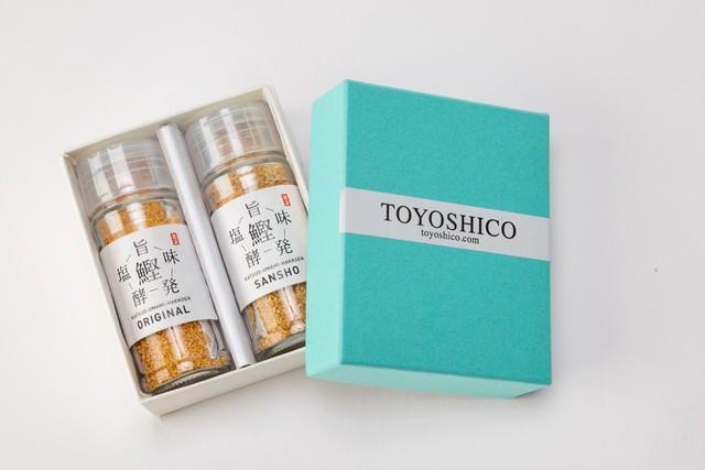 鰹旨味発酵詰合せ(オリジナル・山椒入り)