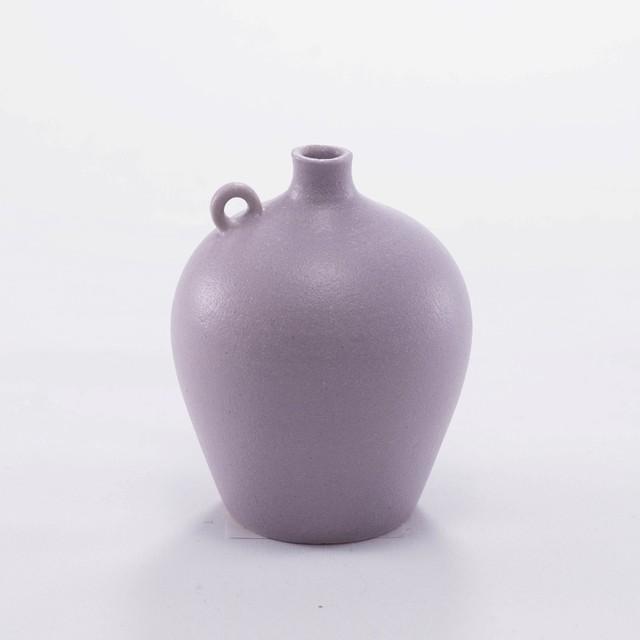 asanomi 花器2200 リラ 【陶器 一輪挿し】20210621-06
