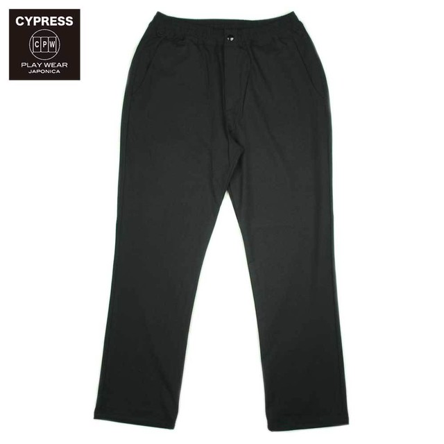 017007009 GENERAL EDGED TROUSERS / BLACK
