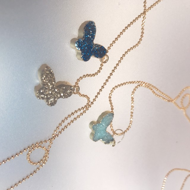 Magic Butterfly necklace mini