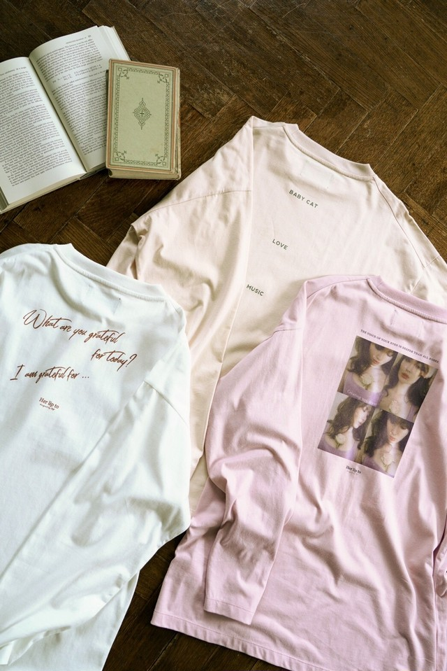 HLT Limited Edition Boyfriend Long Tee
