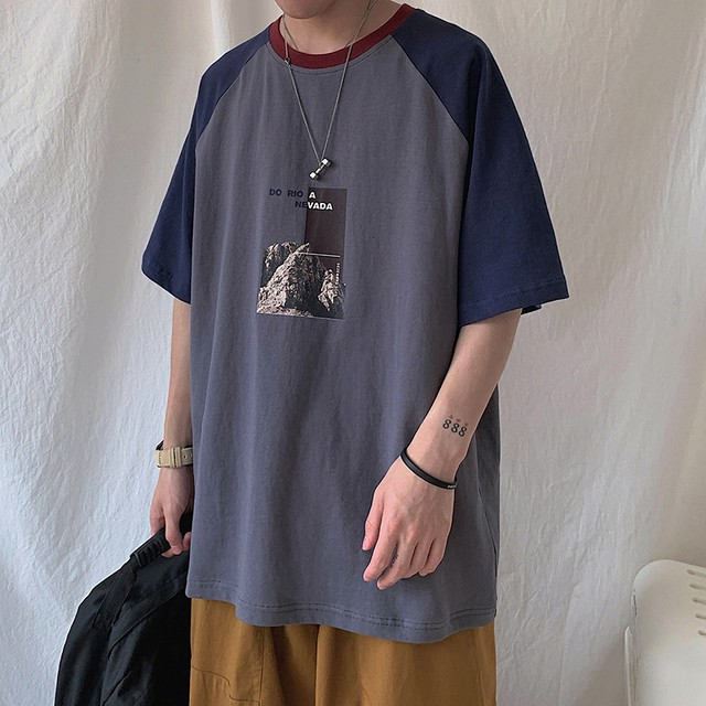 《BLUE RANKING NO.6》t-shirt BL4008