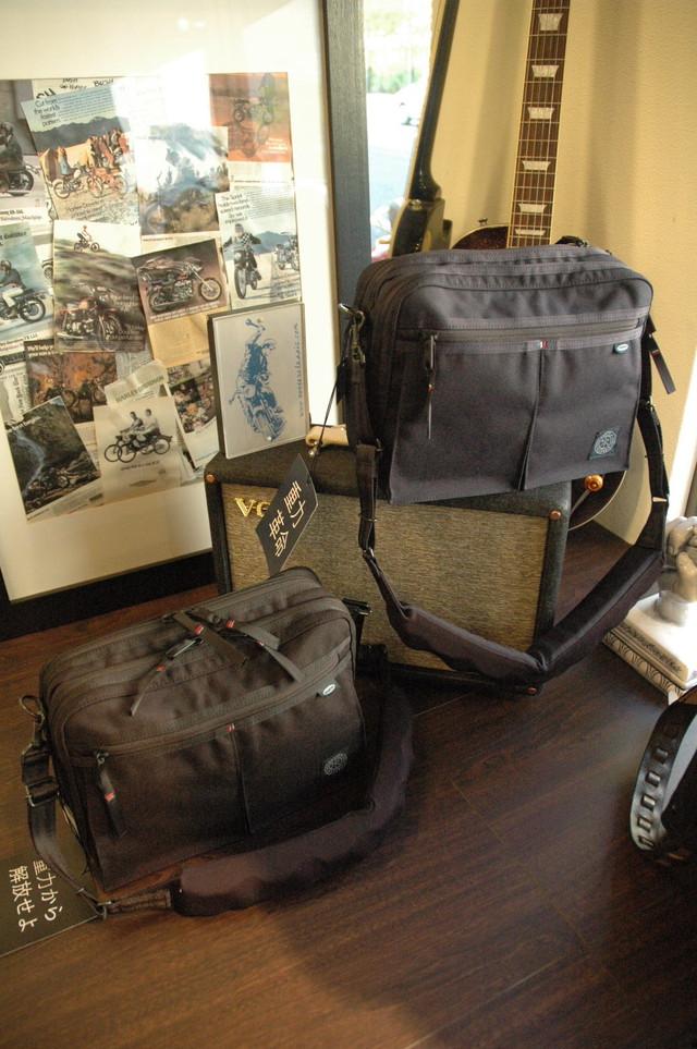 Porter Classic - Newton Bag - Shoulder Bag - Navy