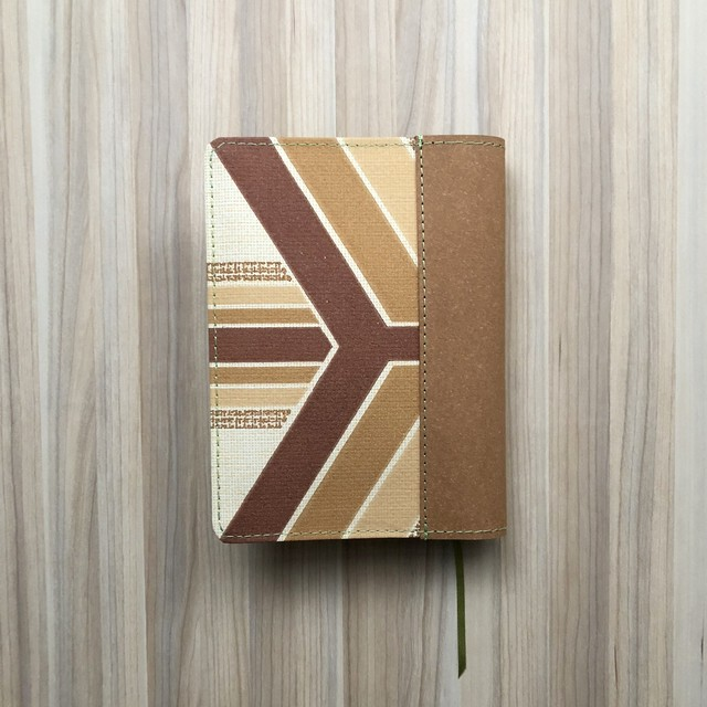 ブックカバー(文庫本サイズ)V29BR-01