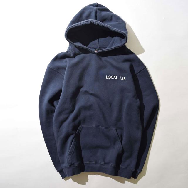 【Mサイズ】LOCAL 138 PARKA パーカー NVY ネイビー M 400605200243