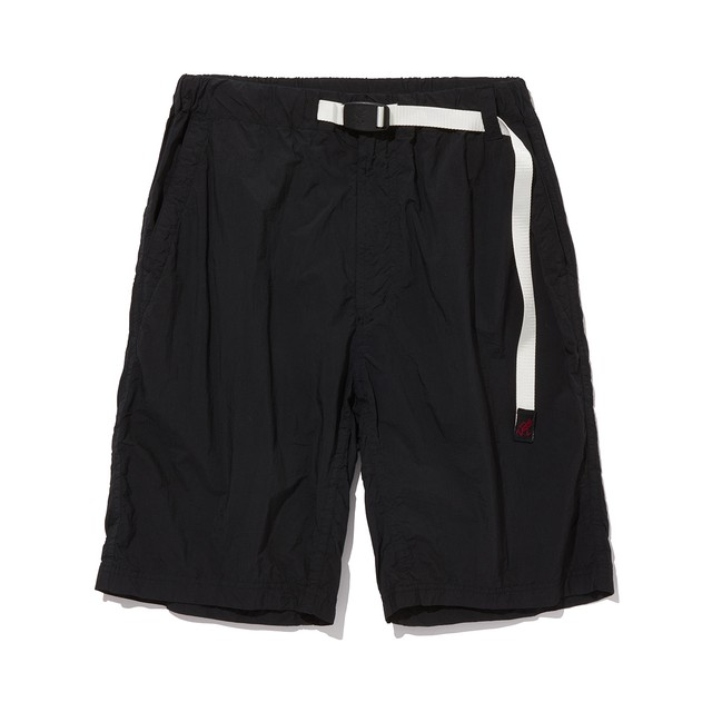 WM× Gramicci GARMENT DYED EASY SHORT PANTS - BLACK