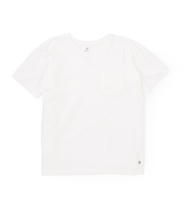 【SANDINISTA】Cadet Easy Fit Pocket Tee