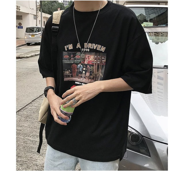 【HOT】I am DremeTシャツ 3カラー