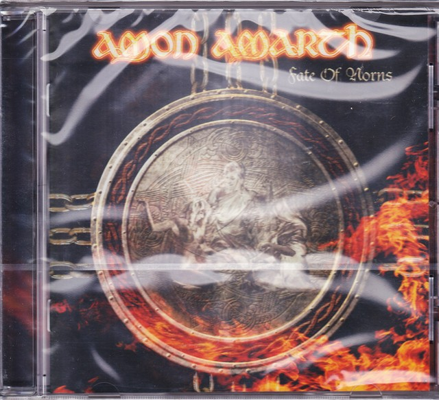 AMON AMARTH 『Fate of Norns』