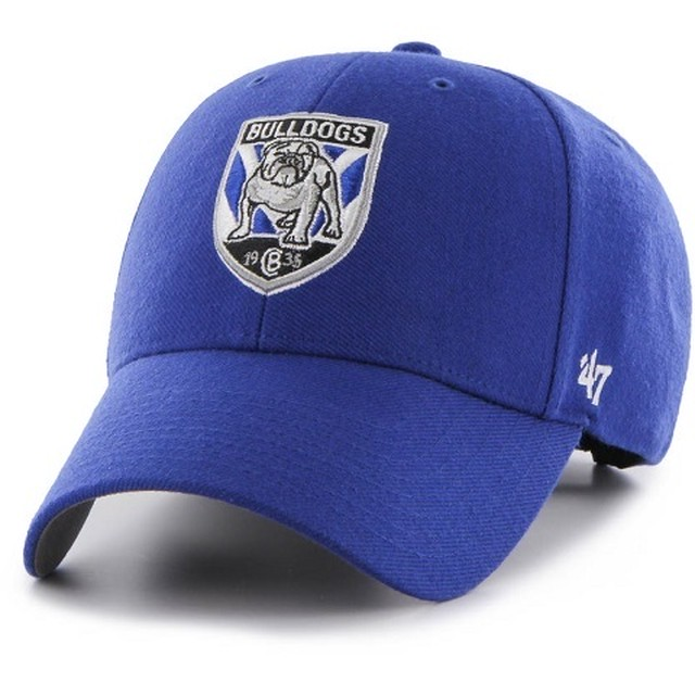 Canterbury Bulldogs Cap Blue