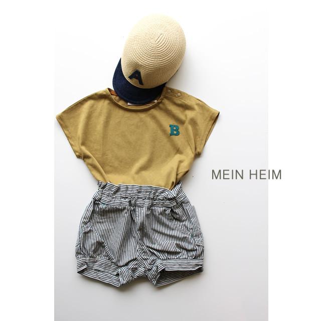 【MEIN HEIM】6111414  バルーンショートパンツ 80-130㎝