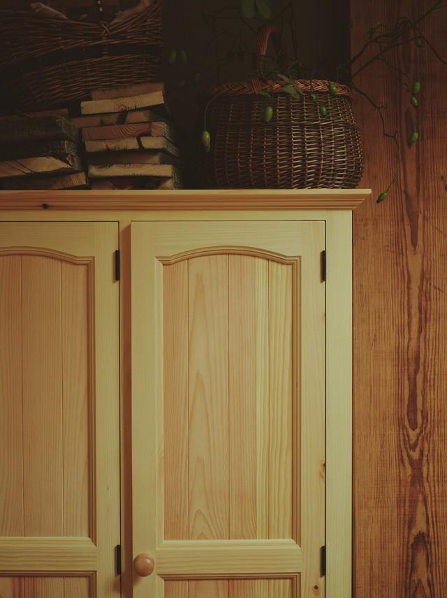 コリヤナギの籠 L