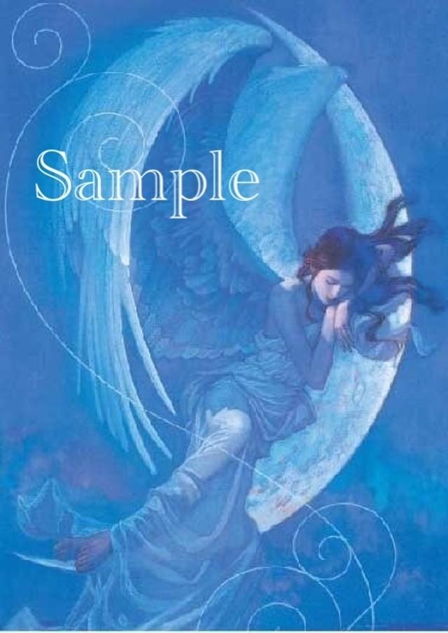 【天界光カード】セラフィム~Moonset~ムーンセット ~