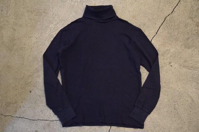 USED  80s REI Turtleneck Tshirt -X-Large  T0771