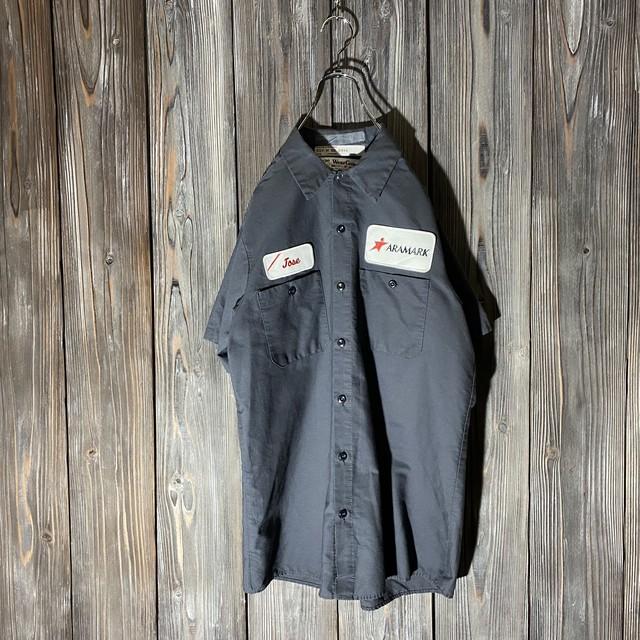 [used]Aramark work shirt