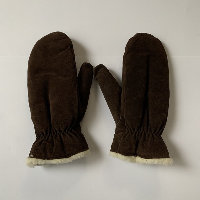 Used Mouton Mittens _02(ムートングローブ)