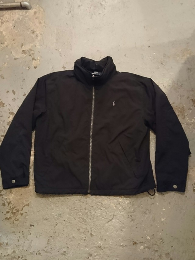 "Ralph Lauren ""Black Color Jacket"""