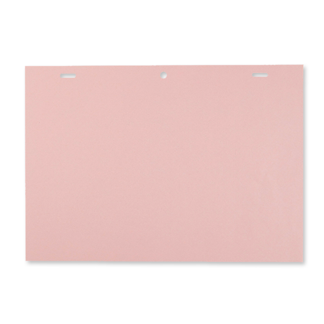 修正用紙(100枚)ピンク Correction paper Pink