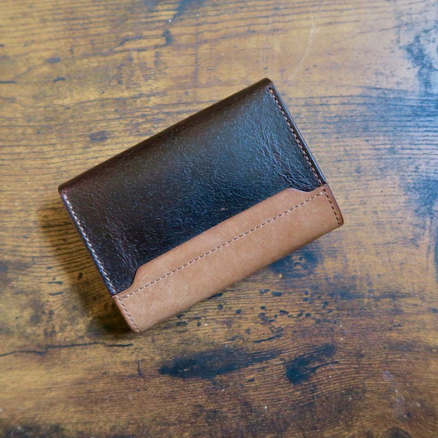 Namecard Holder   Horse Leather
