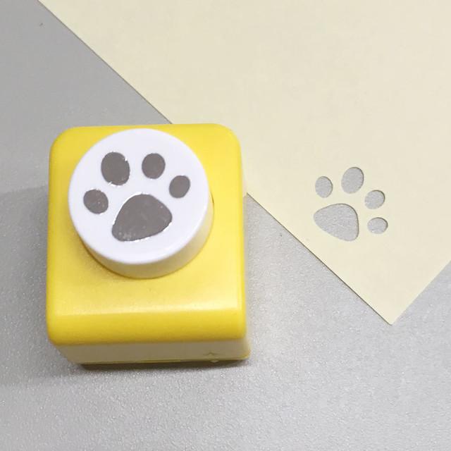 【Carla Craft】クラフトパンチ ラッキー(犬)【CN12093】