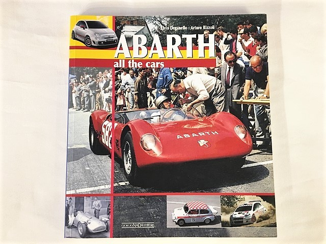 Abarth All the cars 【Used books】【税込価格】