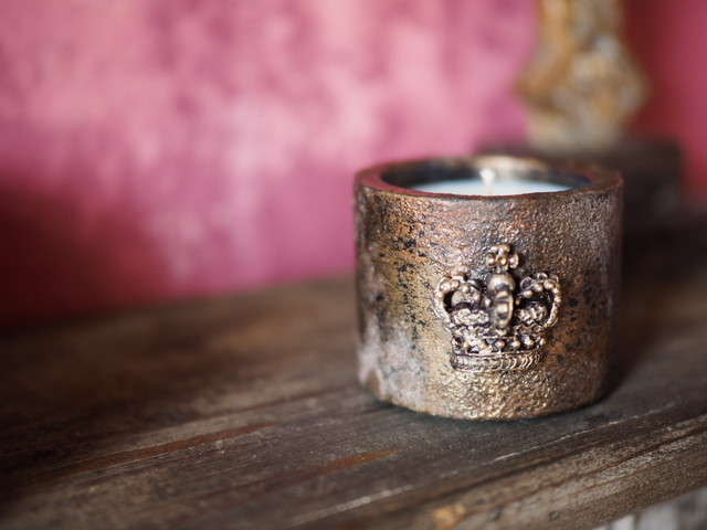 Vintage Candle  8