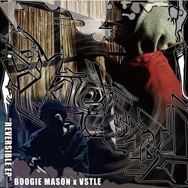 【残りわずか/CD】BOOGIE MASON x VSTLE - Reversible EP