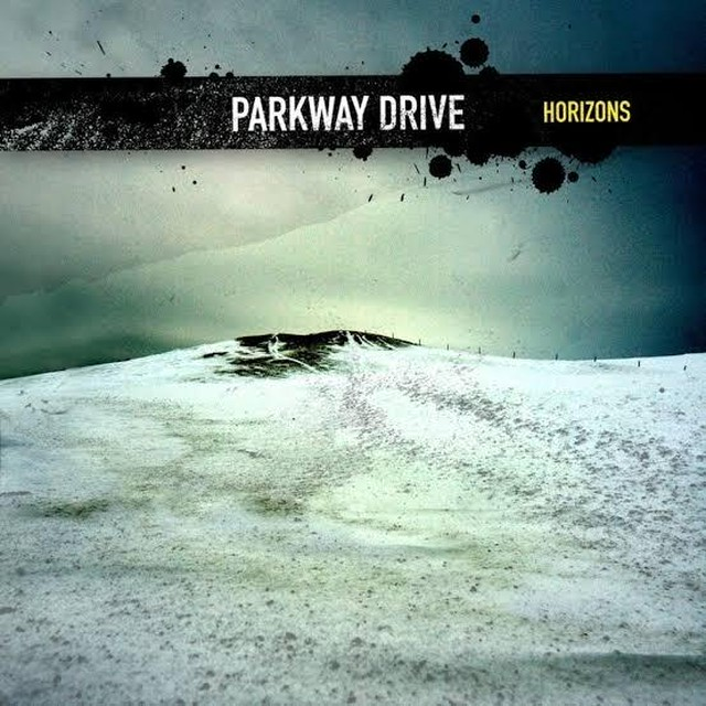 【USED】Parkway Drive / Horizons
