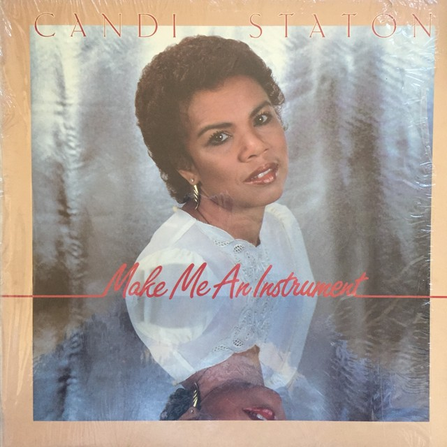 Candi Staton ‎– Make Me An Instrument