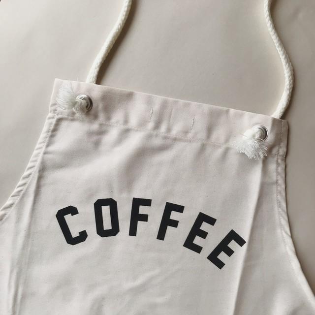 COFFEE Apron Adult