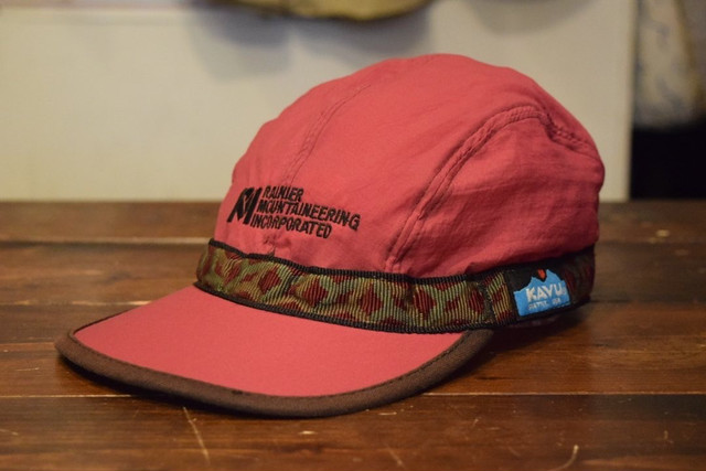 USED KAVU Strap Cap made in USA  S C0257
