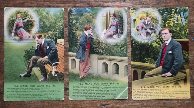 ポストカード3枚セット: BAMFORTH & Co.,LTD