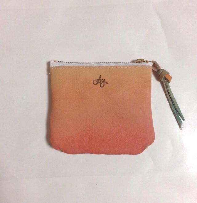 mini pouch -Valencia-