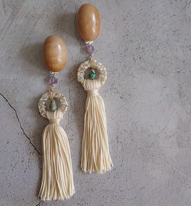 Long Tassel Ear Jewelry