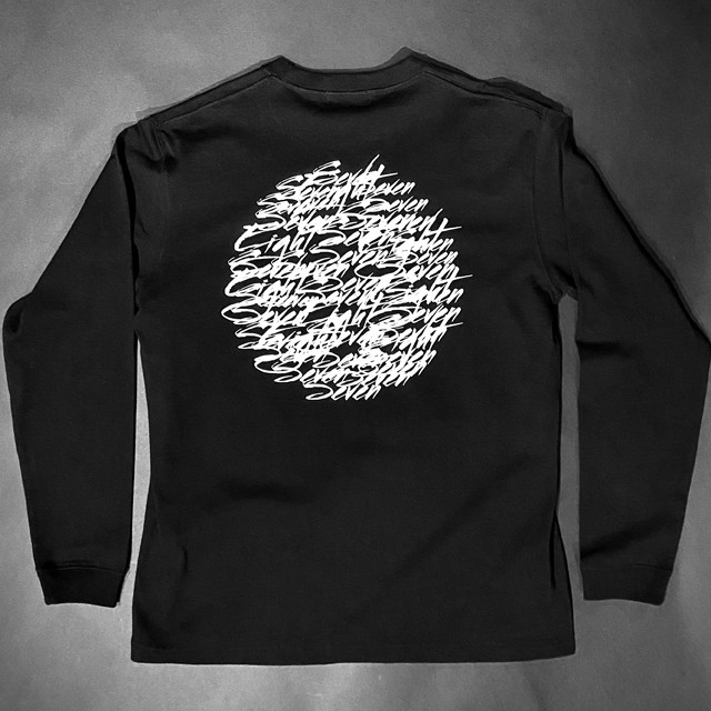 2020AW  Long sleeve T-shirt(cycle)