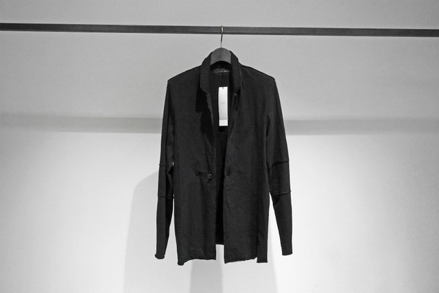 ASKYY / EASY JACKET / BLK