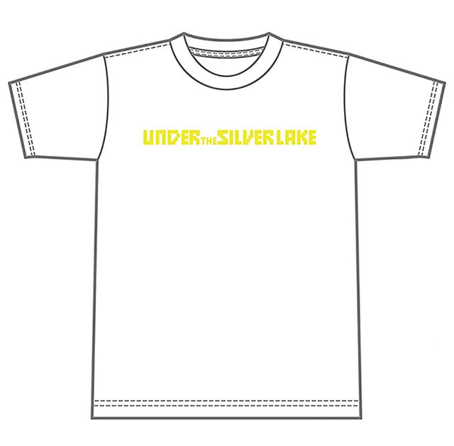 UNDER THE SILVER LAKE / CONTROLLER コラボTシャツ ロゴバージョン