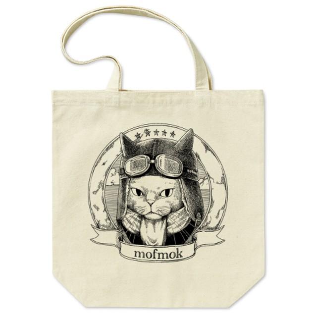 【受注生産】飛空艇乗りのねこ Tote bag
