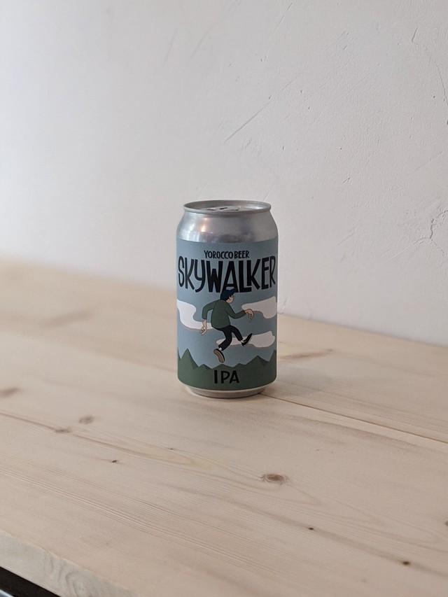 ヨロッコビール Sky Walker IPA 350ml