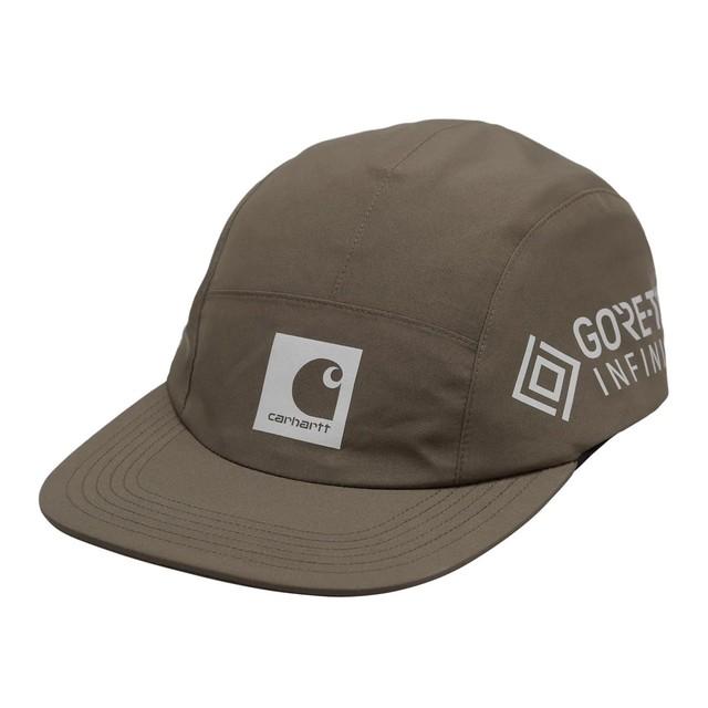 CARHARTT WIP GORE TEX REFLECT CAP - Moor