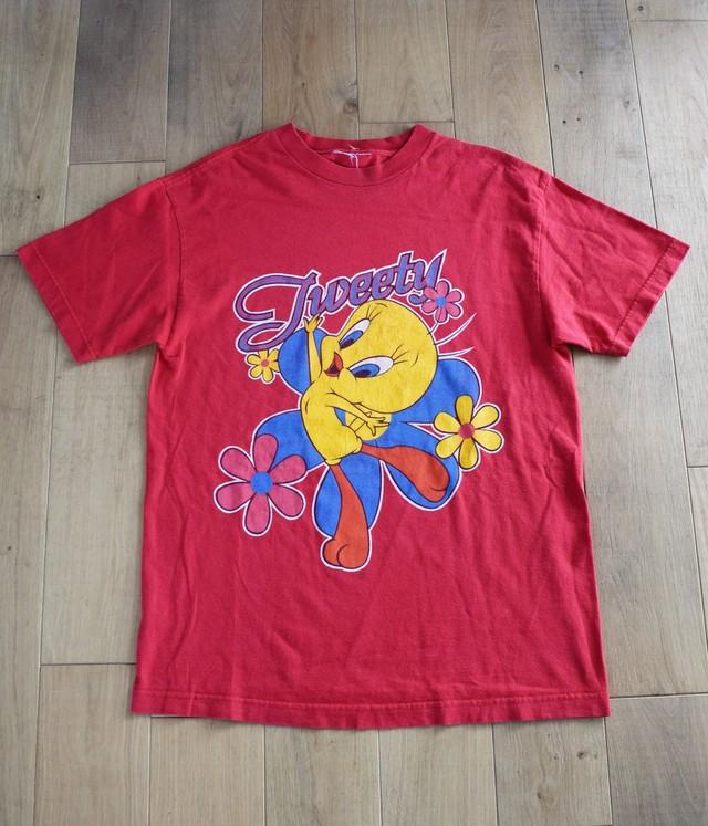 USED T-shirt -Tweety Bird-