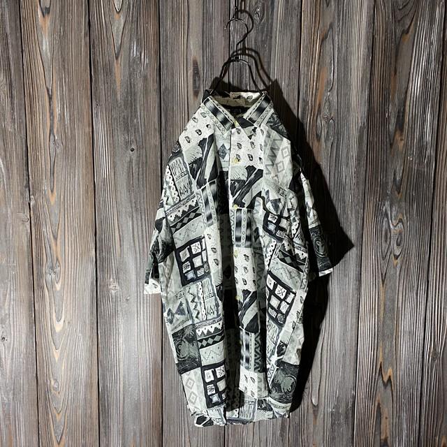 [used]khaos box design shirt