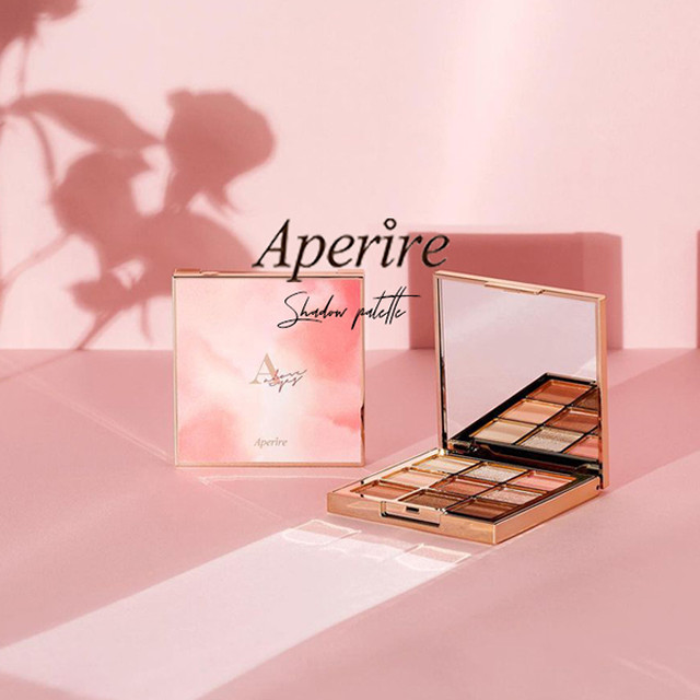 Aperire - Above eyes Shadow Palette