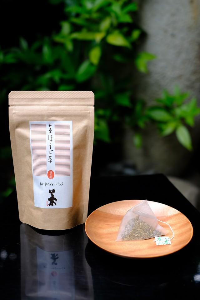【茎ほうじ茶ティーバッグ】 急須用 5g×10個
