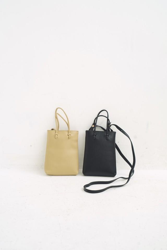 mini cross body bag(4/15L-24)