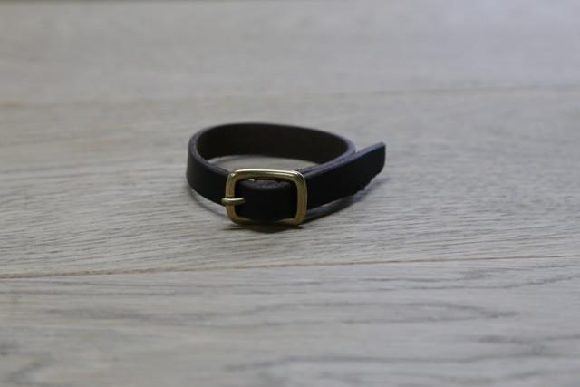Leather braceletⅡ