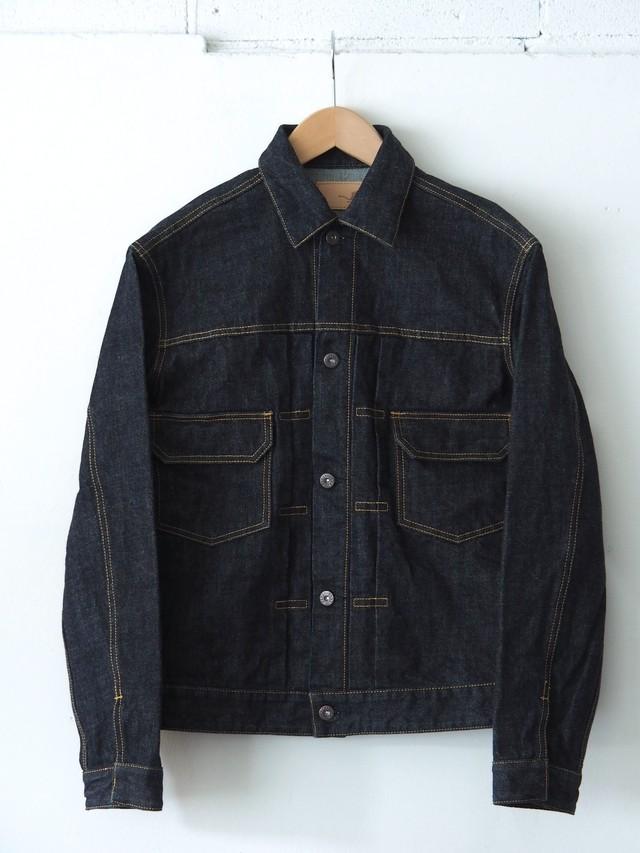 FUJITO Denim Jacket 2 Indigo Blue