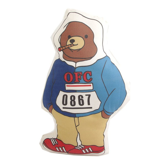 One Family Co. × 0867 / Cushion / Bear