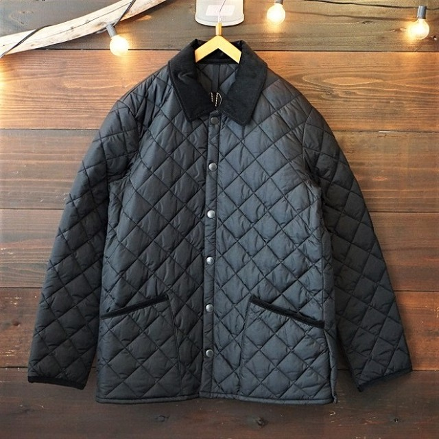 Barbour LIDDESDALE SL NYLON [BLACK]