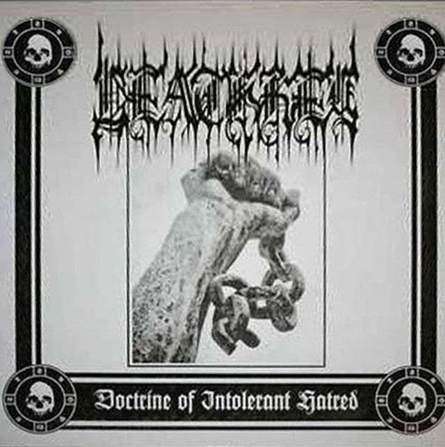 DEATHKEY - Doctrine Of Intolerant Hatred 2xCD   - メイン画像